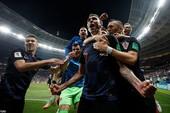 Ngược dòng ngoạn mục, Croatia hạ Anh vào chung kết World Cup