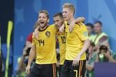 Nhẹ nhàng thắng Anh, Bỉ trở thành đệ tam anh hào World Cup