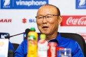HLV Park Hang-seo nói gì về danh sách 20 cầu thủ dự Asiad 18?