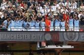 Aguero 'lên đồng', Man City hạ Chelsea vô địch siêu cúp Anh