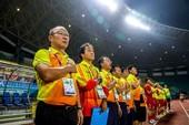 HLV Park Hang-seo cám ơn cầu thủ Olympic Việt Nam