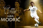 Real Madrid thâu tóm toàn bộ danh hiệu cá nhân châu Âu