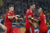 Bayern Munich, Man City cùng thắng dễ trên đất khách