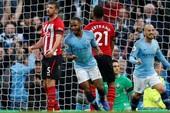 Kinh hoàng Man City chơi 'tennis' với Southampton