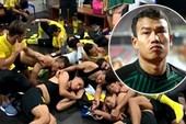 Malaysia làm clip đáp trả phát ngôn kiêu ngạo của thủ môn Thái