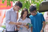 ĐH Kinh tế - Luật, Nông lâm và hơn 70 trường công bố điểm thi