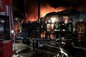 Vụ cháy ở Đài Loan:Không để 6 công nhân Việt thiệt thòi