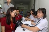 Đại học xây phòng khám phục vụ giảng viên, sinh viên