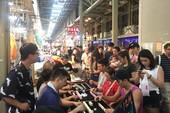 Độc đáo phiên chợ đêm xứ Đài