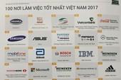 Bất ngờ 100 nơi đáng làm việc nhất Việt Nam