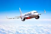 Va vào chim, chuyến bay Jetstar Pacific bị trễ 6 tiếng