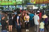 Bộ trưởng GTVT đi kiểm tra sân bay Tân Sơn Nhất