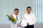 Tổng Công ty Cảng hàng không bổ nhiệm tổng giám đốc mới