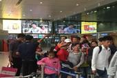 Tỉ lệ chậm, hủy chuyến hàng không Việt Nam trên chuẩn thế giới