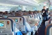 Cảnh báo tình trạng chôm đồ của khách đi máy bay cuối năm