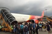 Nhiều chuyến bay đi TP.HCM hạ cánh xuống Đà Nẵng, Cần Thơ