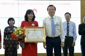 TP.HCM: Trao tặng danh hiệu nhà giáo ưu tú