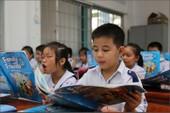 TP.HCM khuyến khích dạy tiếng Anh từ lớp 1