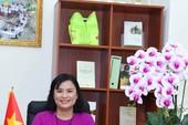 Đại học KHXH&NV TP.HCM có nữ hiệu trưởng 44 tuổi