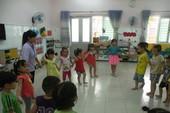 Các trường mầm non có nhận giữ trẻ dịp hè?