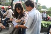 5.000 thí sinh thi đánh giá năng lực vào ĐH Quốc gia TP.HCM