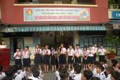 Lịch tựu trường của học sinh TP.HCM năm học 2018-2019