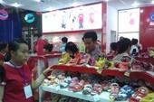 Lần đầu tiên đại gia bán lẻ tham gia hội chợ hàng Việt