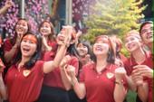 Thuê máy bay đi Trung Quốc cổ vũ U23 Việt Nam