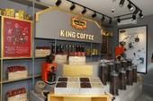 Trung Nguyên muốn mở chuỗi 1.000 cửa hàng cà phê
