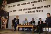 Đồ uống độc đáo 'Cà phê sữa đá Việt' bước ra thế giới
