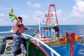 Bảo vệ an toàn hệ thống đường ống dẫn khí trên biển