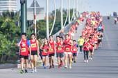 Hơn 8.000 người dự marathon quốc tế TP.HCM Techcombank