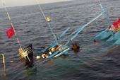 Điều thêm tàu tìm 5 ngư dân mất tích ở Hoàng Sa