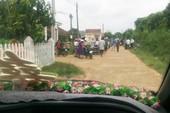 Trưởng thôn đã chịu xin lỗi vụ chặn xe cưới đòi tiền