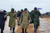 Phó Thủ tướng đến Nha Trang chỉ đạo ứng phó bão số 12