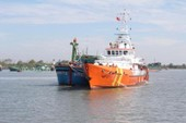 11 ngư dân Bình Định trên 2 tàu cá bị mất liên lạc