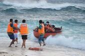 Trường Sa giúp ngư dân tránh trú bão Tembin