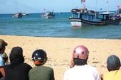 Hàng trăm tàu Phú Yên bị kẹt vì cửa biển bồi lấp