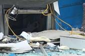 Tạm giữ 1 người Nga đập phá trụ ATM trộm tiền