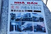 """Năm khu đất ở Khánh Hòa """"có yếu tố nước ngoài"""""""