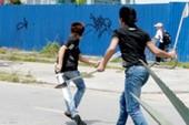 Bắt giam 4 người chém chết công an viên