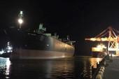 2 công nhân chết trong hầm tàu nước ngoài ở cảng Quy Nhơn