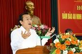 Bí thư Thành ủy Đà Nẵng: Hình ảnh Đà Nẵng và CSGT đã 'mất đẹp đi rất nhiều'