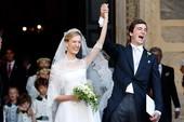 Đám cưới hoàng gia lung linh của hoàng tử nước Bỉ
