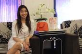 Hoa hậu Lý Thu Thảo lần đầu tiết lộ cuộc sống ở Mỹ
