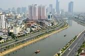 Lạ lùng đề xuất xây phố thương mại trên dòng Bến Nghé