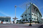 SHB Đà Nẵng phải mượn tạm sân trong dự án treo để luyện tập