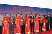 Khánh thành Dự án nâng cấp QL1A và Cảng hàng không quốc tế Vinh