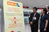 Một người Trung Quốc nhiễm virus Zika