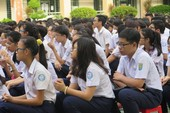 Bà Rịa-Vũng Tàu: Cá chết, biển ô nhiễm vào đề thi văn lớp 10